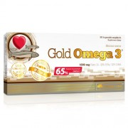 Gold Omega-3 65% (60 caps) Olimp