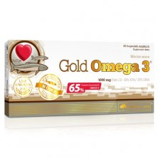 Olimp Gold Omega 3 65% (60 caps)