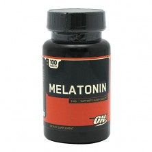 Optimum Nutrition Melatonin (100 caps)