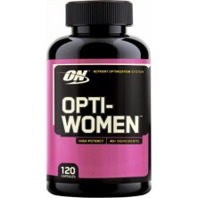 Opti women 120 caps Optimum Nutrition