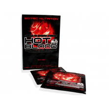 Scitec Nutrition Hot Blood 2.0 (25*20g)