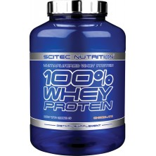 Scitec Nutrition 100% Whey Protein (2.35Kg)