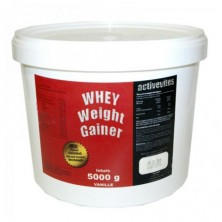 Activevites Whey Weight Gainer (5Kg)