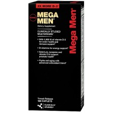 GNC Mega Men (180 caps)