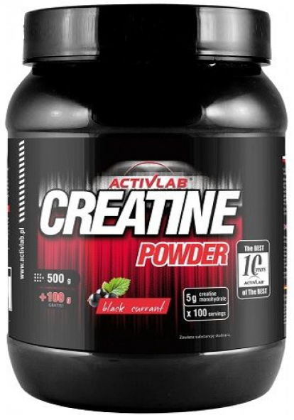 Креатины/creatine Купить Activlab Creatine Powder (600g) в Харькове фото