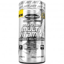 MuscleTech Platinum Multi Vitamin (90 caps)