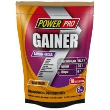 Power Pro Gainer (2Kg)
