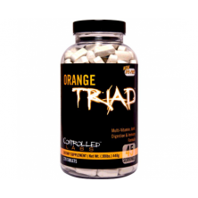 Controlled Labs Orange Triad (270 tabs)