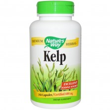 Nature's Way Kelp Capsules (180caps)