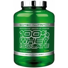 Scitec Nutrition 100% Whey Isolate (2kg)