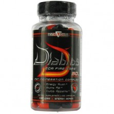 Innovative Diet Labs Diablos eca 50mg (100caps)