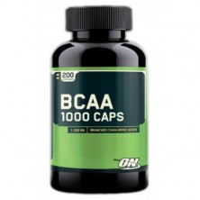 Optimum Nutrition BCAA 1000 (200caps)