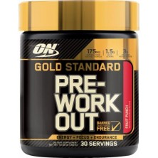 ON Gold Standart Pre-Work Out 30serv