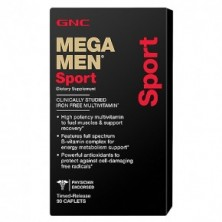 GNC Mega Men Sport (90caps)