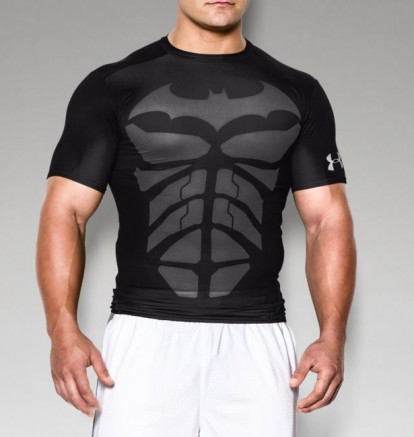 Одежда Купить Under Armour DC Comics Compression Fit фото