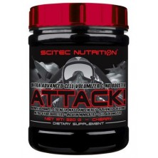 Scitec Nutrition Attack (320g)