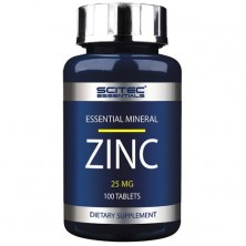 Scitec Nutrition Zinc 25mg (100caps)