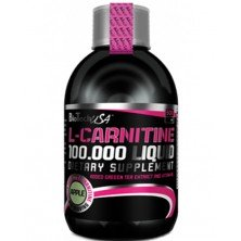 Biotech L-carnitine 100000mg Liquid 500 ml