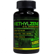 Hard Roch Supplements Methylzene (100caps)