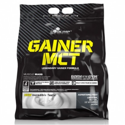 Гейнеры Gainer MCT Bag 6800 g Olimp фото