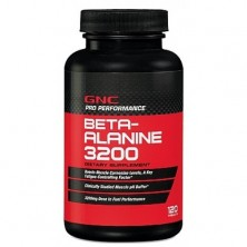 GNC Beta Alanine (120 caps)