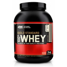 Optimum Nutrition Gold Standard 5lb (2,3кг)  (EU)