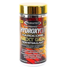 Muscle Tech Hydroxycat Hardcore Non-Stimulator 150 caps
