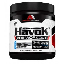 American Metabolix Havok 30 serv