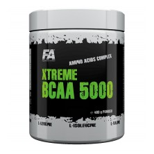 Fitness Authority Xtreme BCAA 5000, 400 gr