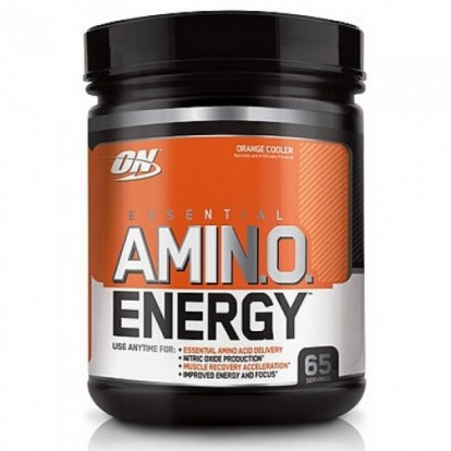 Аминокислоты Optimum Nutrition Amino Energy 585g, 65 serv фото