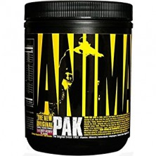 universal nutrition animal pak 44 scoops powder (orange, cherry)