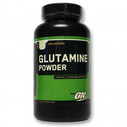 Аминокислоты Optimum-Nutrition Glutamine powder 150 g фото
