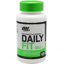 Optimum-Nutrition Daily Fit 120 caps