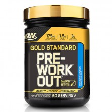 Optimum-Nutrition Pre-work out gold Standard 600 g