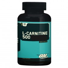 Optimum-Nutrition L-carnitine 500, 60 tabs