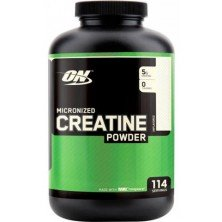 Creatine Powder (Creapure) 600 g Optimum Nutrition