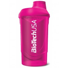 BioTech Shaker Wave Magic Magenta 600 ml