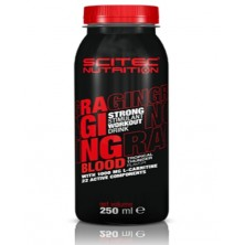 Scitec Nutrition Raging Blood Strong 250 ml