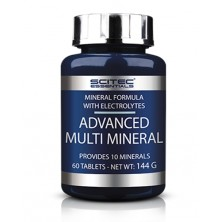 Scitec Nutrition Advanced Multi Mineral  60 tab
