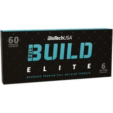 BioTech Cell Build Elite 60 caps