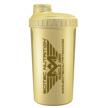 Scitec Nutrition Shaker Scitec Muscle Army Desert 700 ml