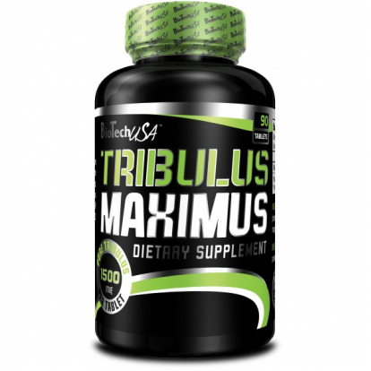 Повышение тестостерона  Bio-Tech Tribulus Maximus 1500 mg Extra Strong 90 tab фото