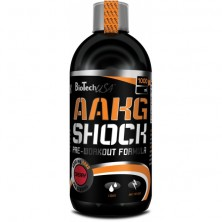 BioTech AAKG Shock Extreme 1000 ml