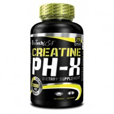 BioTech Creatine pH-X 210 caps