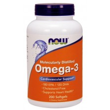 Now Foods Omega-3 200 softgel