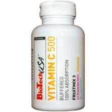 BioTech Vitamin C 500 120 chewing tabs