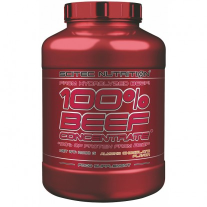 Протеины Scitec Nutrition 100% Beef Concentrate 2 kg фото