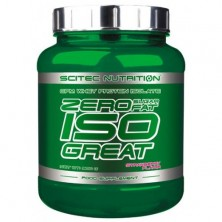 Scitec Nutrition Zero ISO Great 900 g