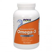 Omega 3 500 softgel Now Foods