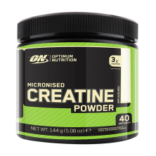 Optimum-Nutrition Micronised Creatine 144 g (40 serv)
